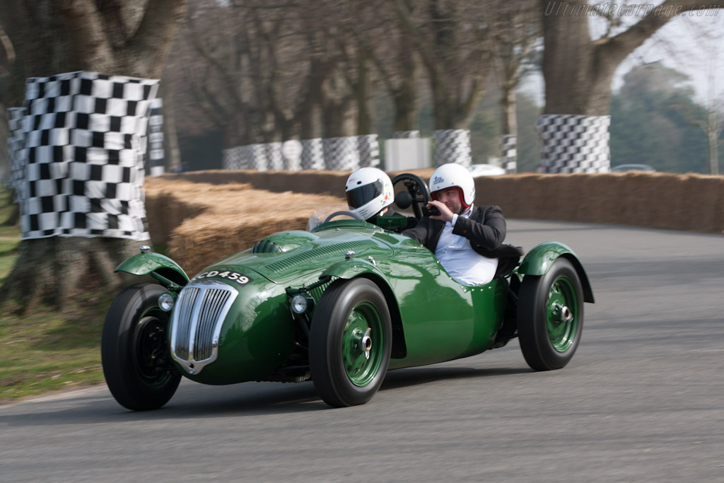Frazer Nash Le Mans Replica - Chassis: 421/200/181  - 2012 Goodwood Preview