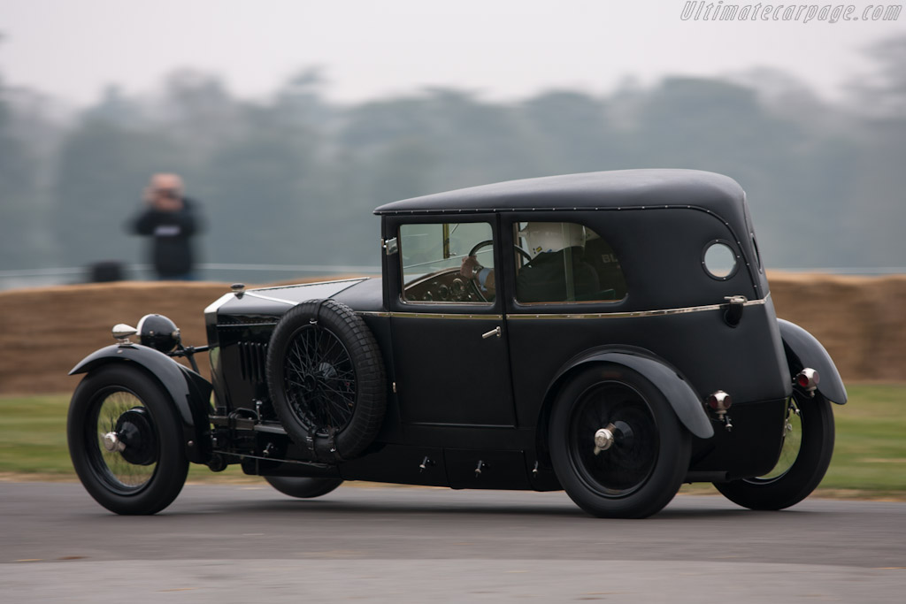 Frazer Nash Saloon 'The Owlett'    - 2012 Goodwood Preview