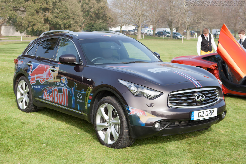 Infiniti Red Bull    - 2012 Goodwood Preview