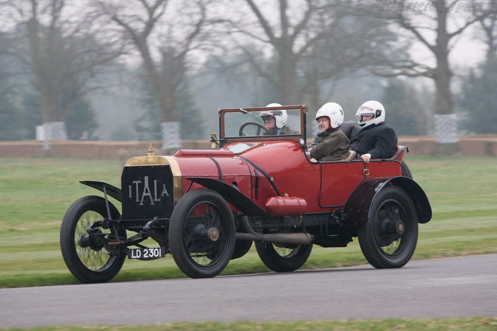 Itala Grand Prix - Chassis: 871   - 2012 Goodwood Preview