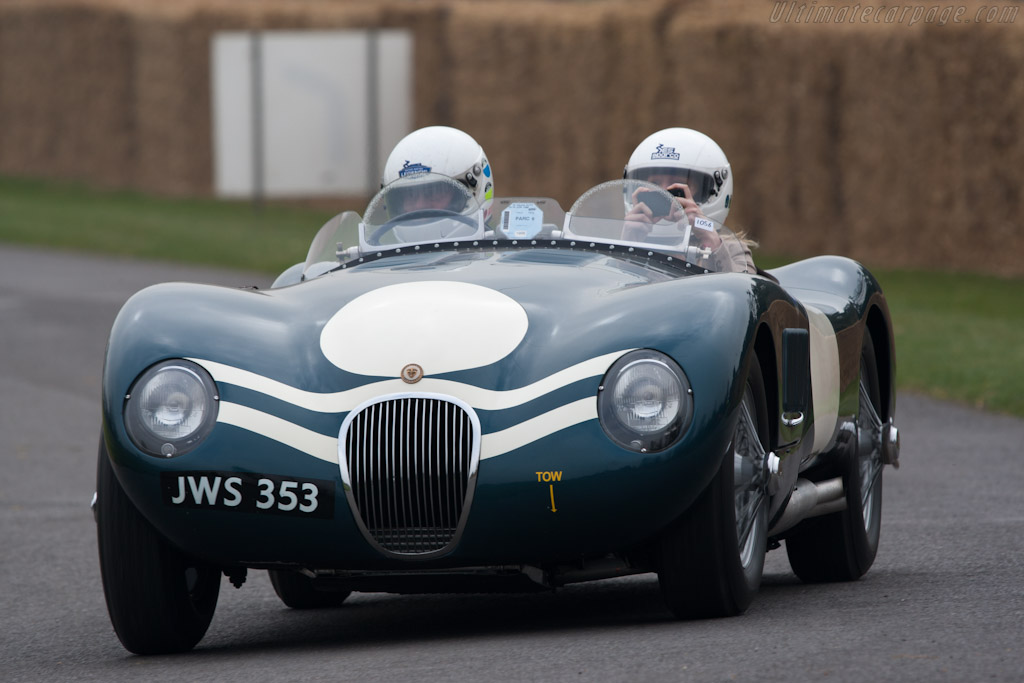 Jaguar C-Type - Chassis: XKC 042   - 2012 Goodwood Preview