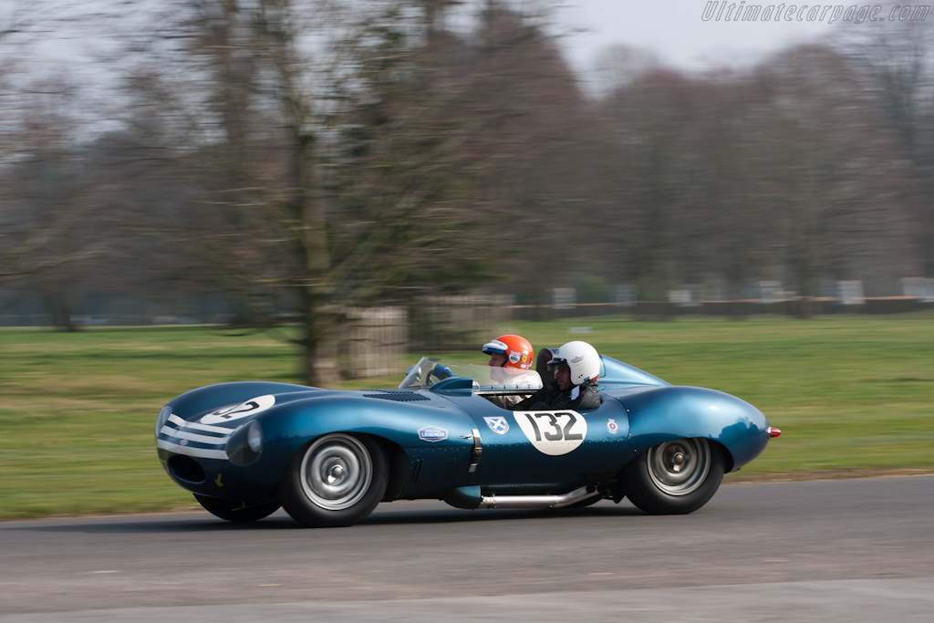 Jaguar D-Type - Chassis: XKD 561   - 2012 Goodwood Preview