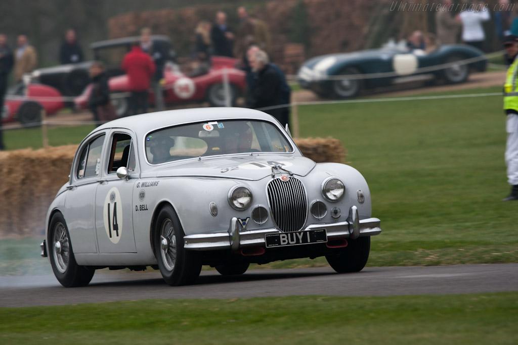 Jaguar Mk 1    - 2012 Goodwood Preview