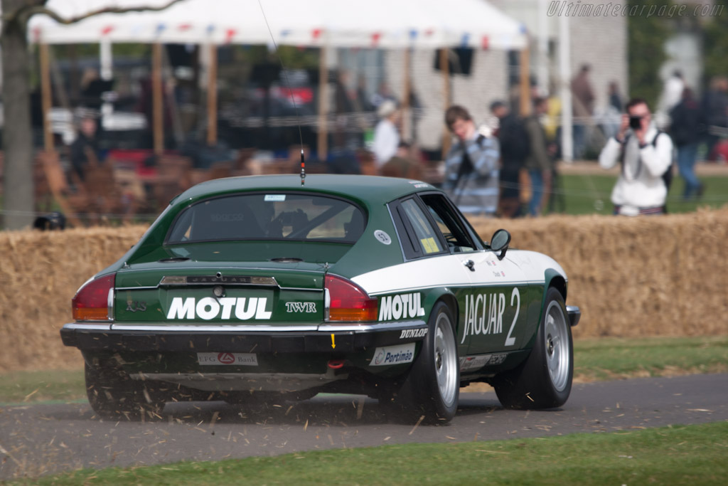Jaguar TWR XJS - Chassis: TWR JC 84A005   - 2012 Goodwood Preview