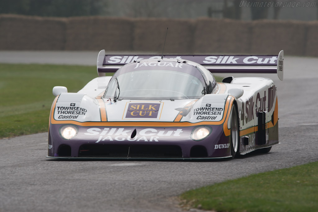 Jaguar XJR-8 - Chassis: J12-C-287 - Driver: Justin Law  - 2012 Goodwood Preview