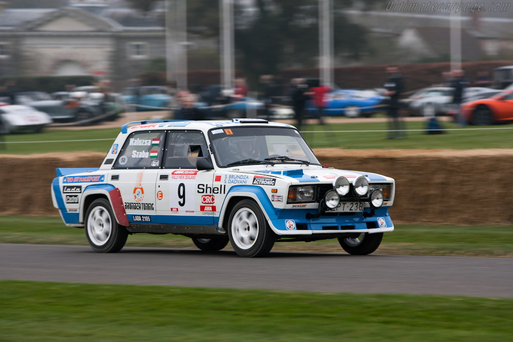 Lada VFTS Group B    - 2012 Goodwood Preview