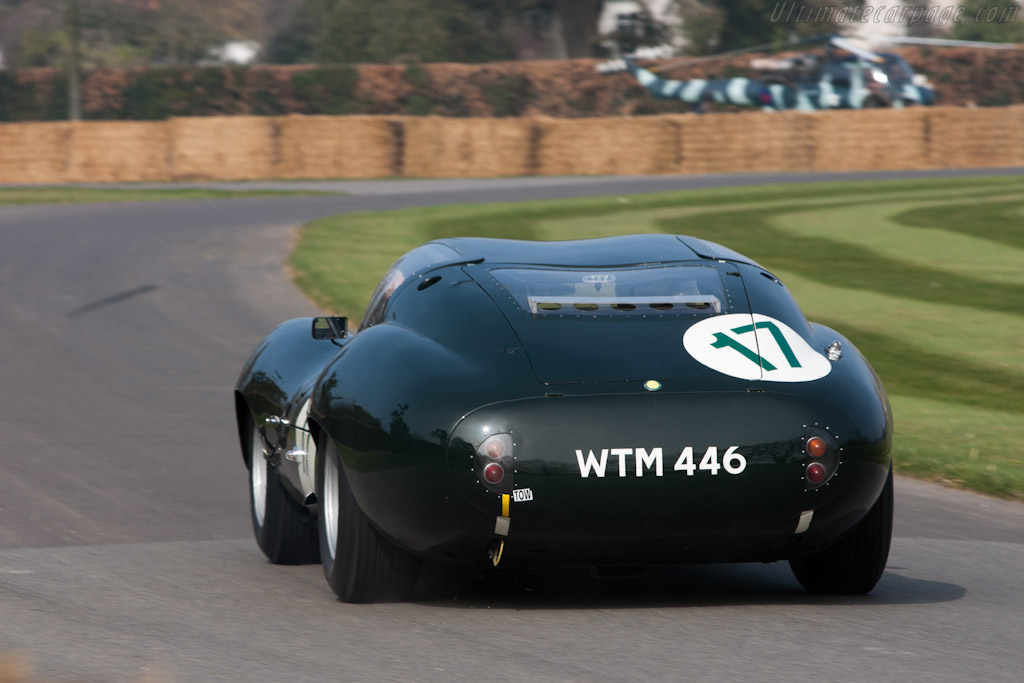 Lister Costin Jaguar Coupe - Chassis: BHL 136   - 2012 Goodwood Preview