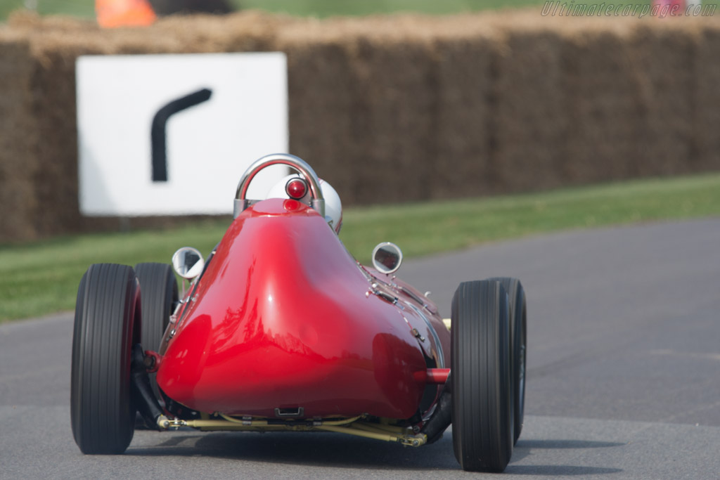 Lola Mk2    - 2012 Goodwood Preview