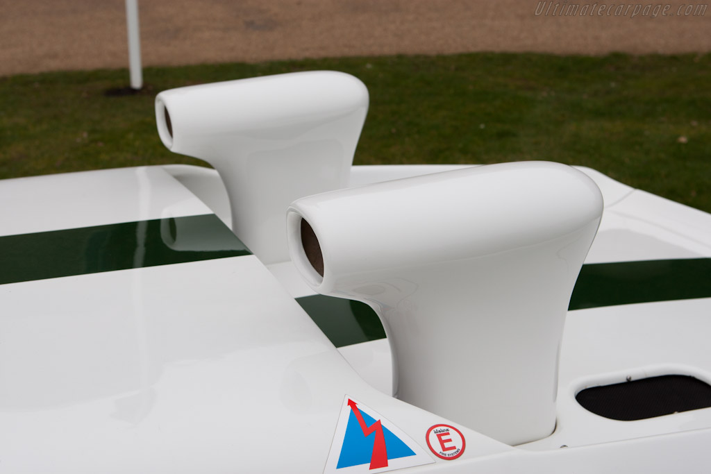 Lotus 47 'Snorkel Car' - Chassis: 47/GT/04   - 2012 Goodwood Preview