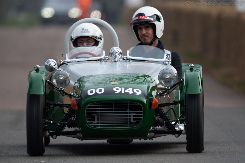 Lotus Seven    - 2012 Goodwood Preview
