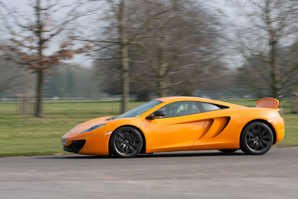 McLaren MP4-12C    - 2012 Goodwood Preview