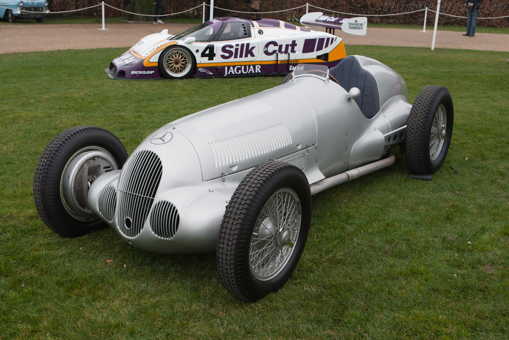 Mercedes-Benz W125 - Chassis: 166369   - 2012 Goodwood Preview