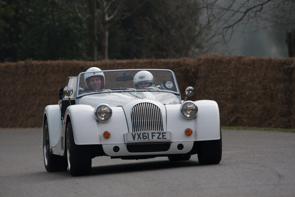 Morgan Plus 8    - 2012 Goodwood Preview