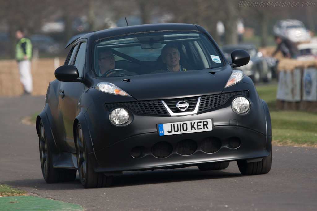 Nissan Juke-R    - 2012 Goodwood Preview