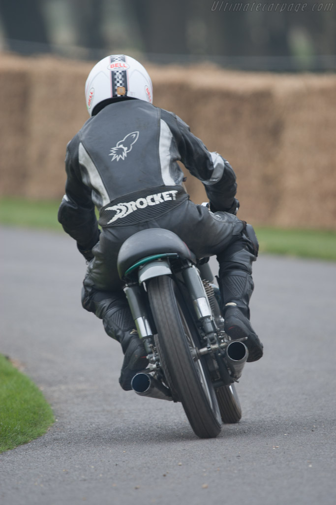 Norton International    - 2012 Goodwood Preview