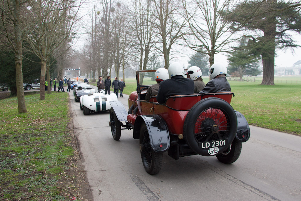 On the start line    - 2012 Goodwood Preview