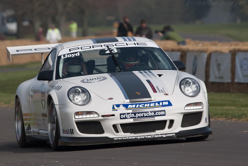 Porsche 997 GT3 Cup    - 2012 Goodwood Preview