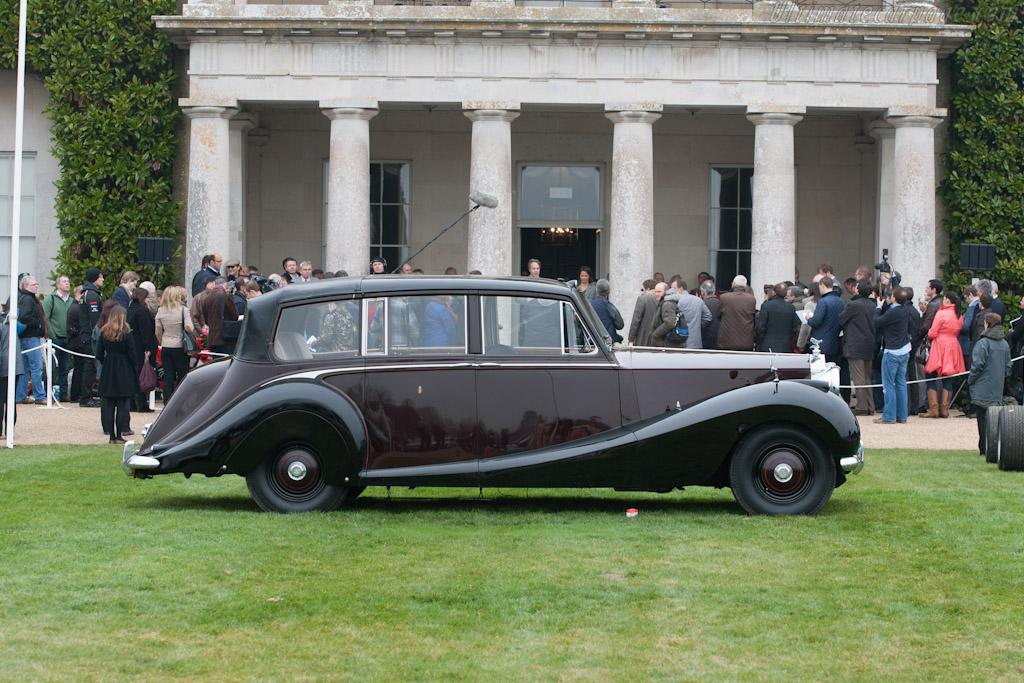Rolls-Royce Phantom IV    - 2012 Goodwood Preview