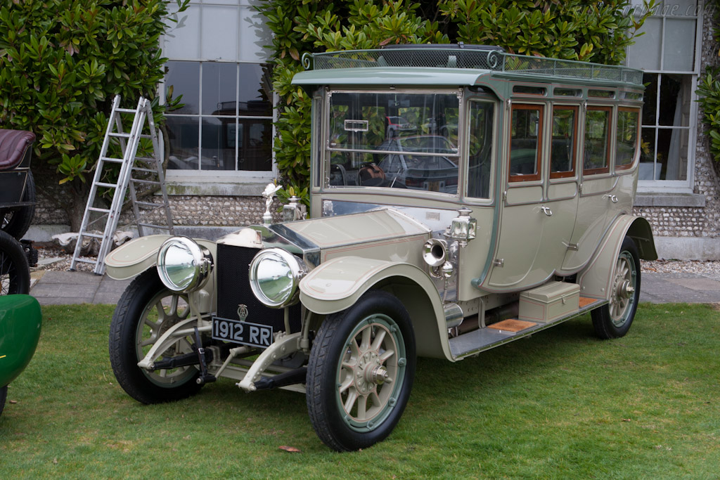 Rolls-Royce Silver Ghost Double Pullman Limousine    - 2012 Goodwood Preview