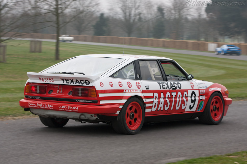 Rover SD1 Vitesse - Chassis: TWR 020   - 2012 Goodwood Preview