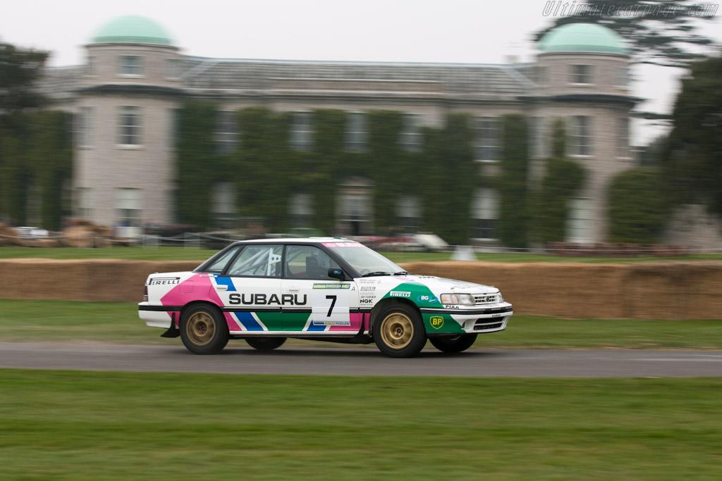 Subaru Legacy   - 2012 Goodwood Preview