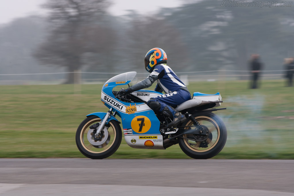 Suzuki XR14    - 2012 Goodwood Preview