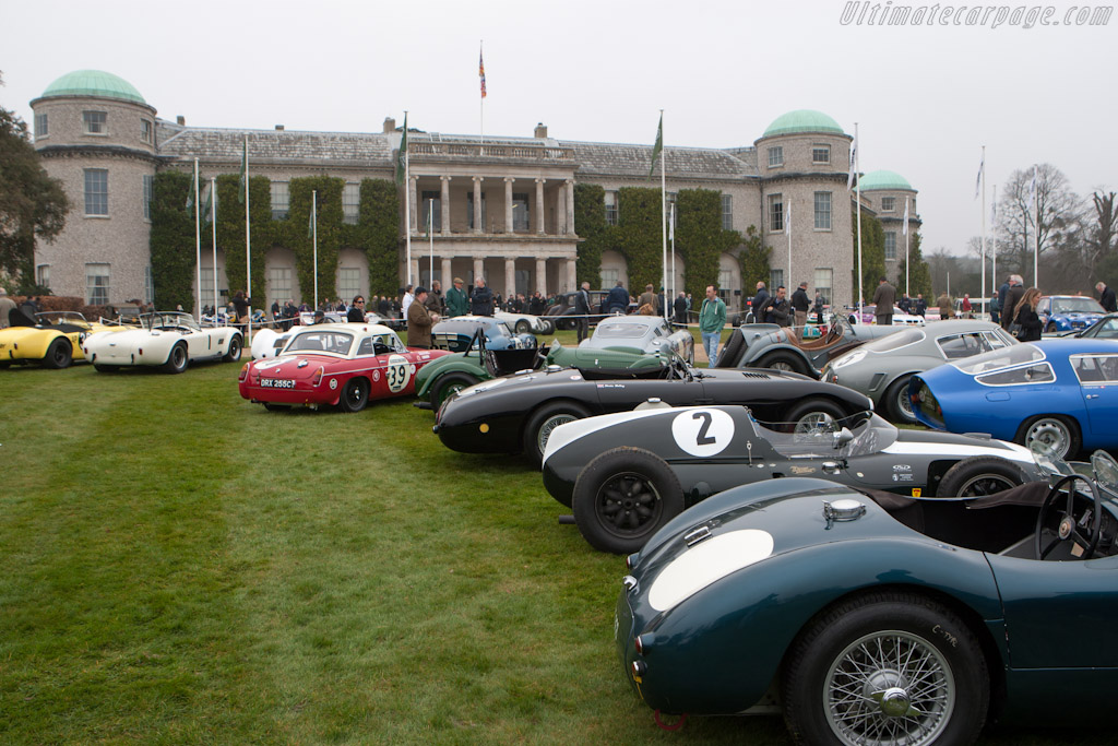 Welcome to Goodwood    - 2012 Goodwood Preview