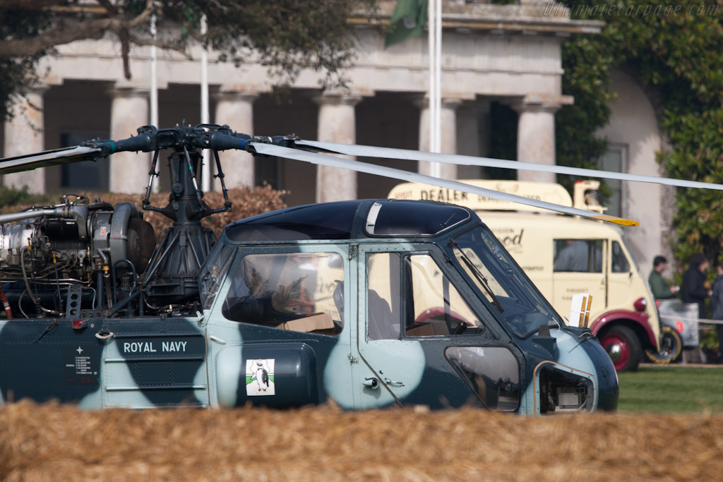 Westland Wasp    - 2012 Goodwood Preview