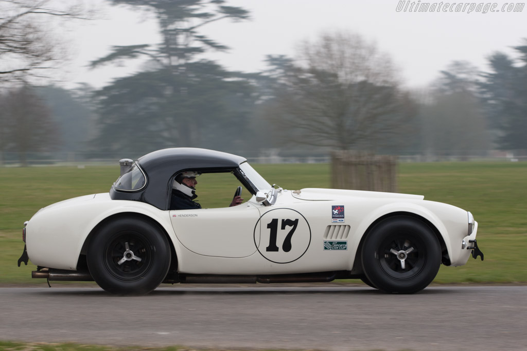 AC Shelby Cobra - Chassis: CSX2114   - 2013 Goodwood Preview