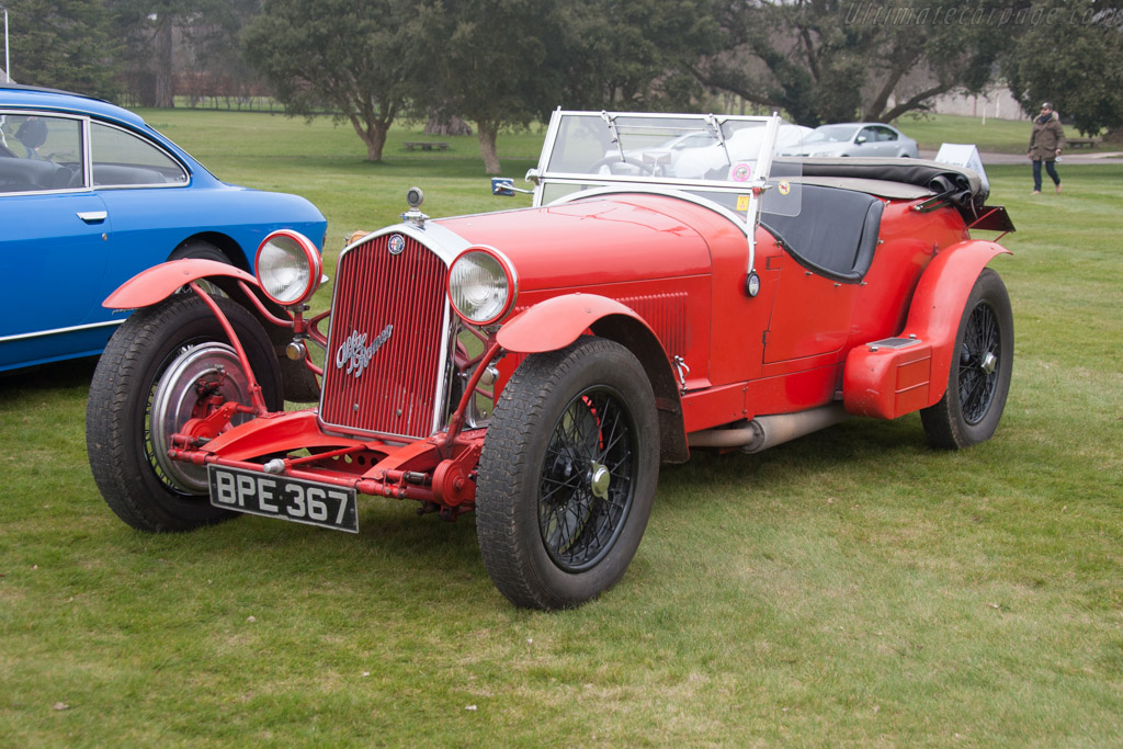 Alfa Romeo 8C 2300 - Chassis: 2311221  - 2013 Goodwood Preview