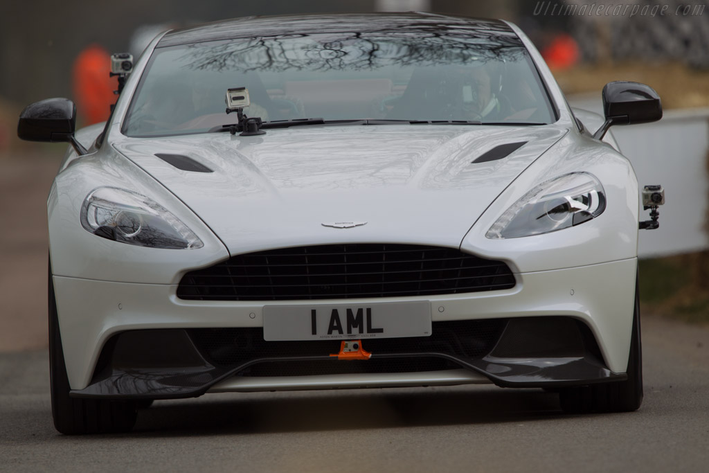 Aston Martin Vanquish    - 2013 Goodwood Preview
