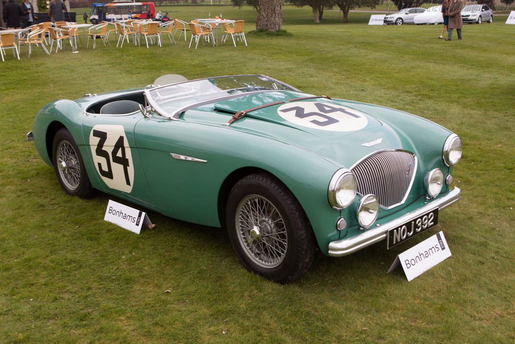 Austin Healey 100/4 - Chassis: SPL-225B   - 2013 Goodwood Preview
