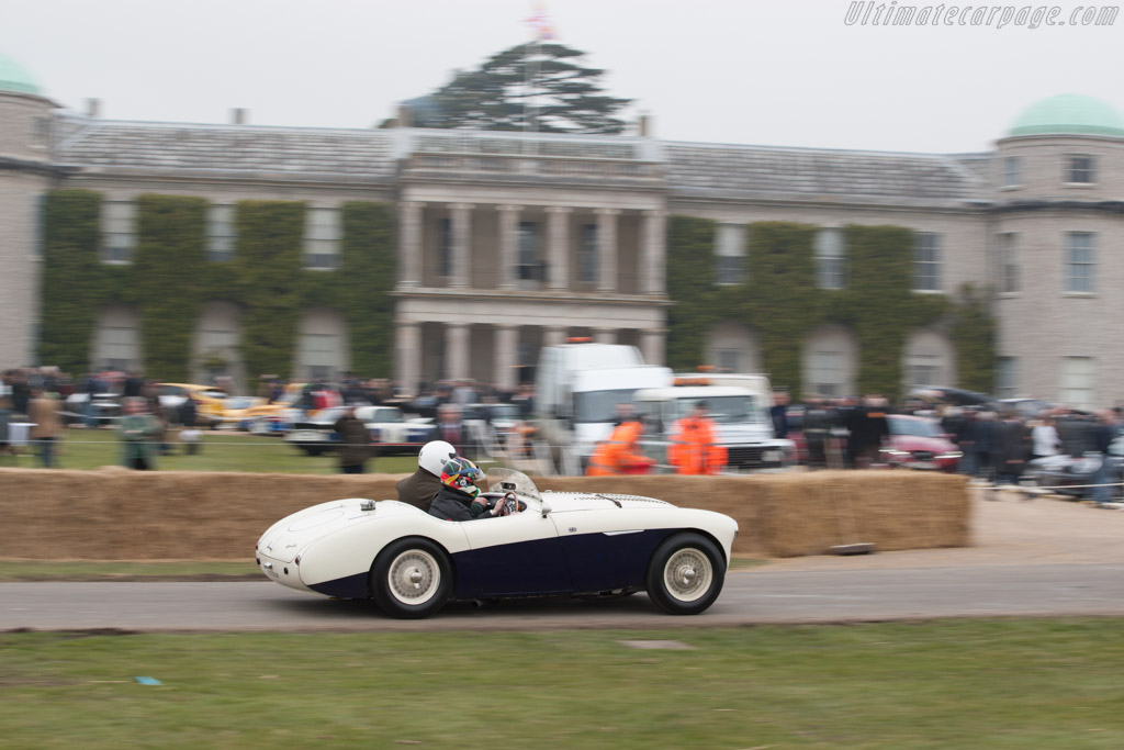 Austin Healey 100S    - 2013 Goodwood Preview