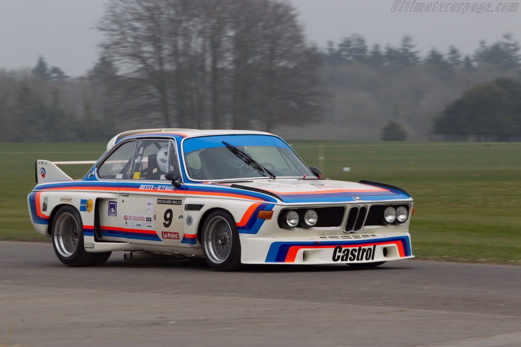 BMW 3.0 CSL - Chassis: 2275998   - 2013 Goodwood Preview