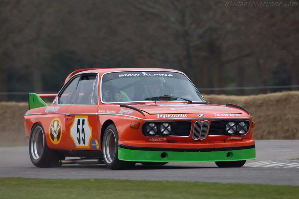 BMW 3.0 CSL - Chassis: 2201362   - 2013 Goodwood Preview
