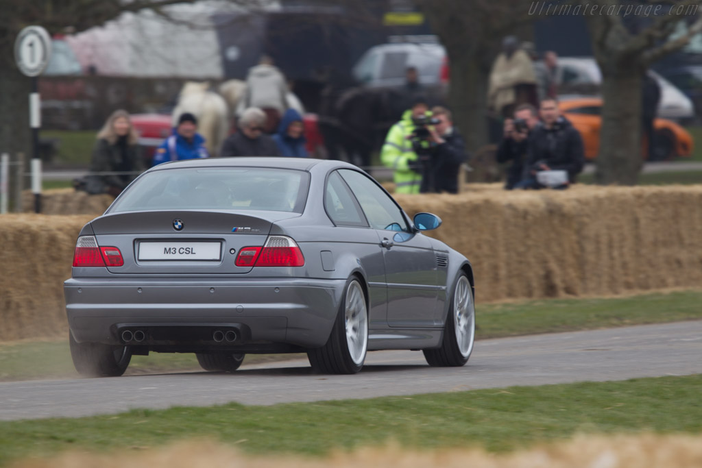 BMW M3 CSL    - 2013 Goodwood Preview