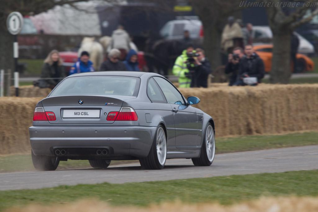 BMW M3 CSL    - 2013 Goodwood Preview