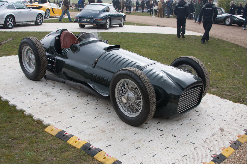 BRM V16 - Chassis: Type 15 / 1   - 2013 Goodwood Preview