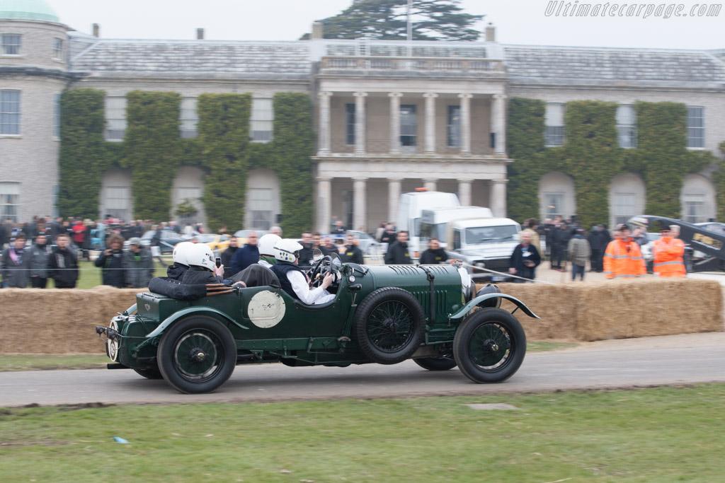 Bentley 4.5 Litre    - 2013 Goodwood Preview
