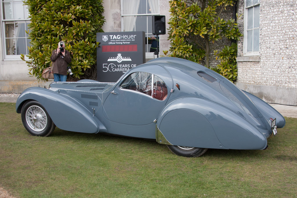 Bugatti Type 57 SC Atlantic Coupe - Chassis: 57473   - 2013 Goodwood Preview