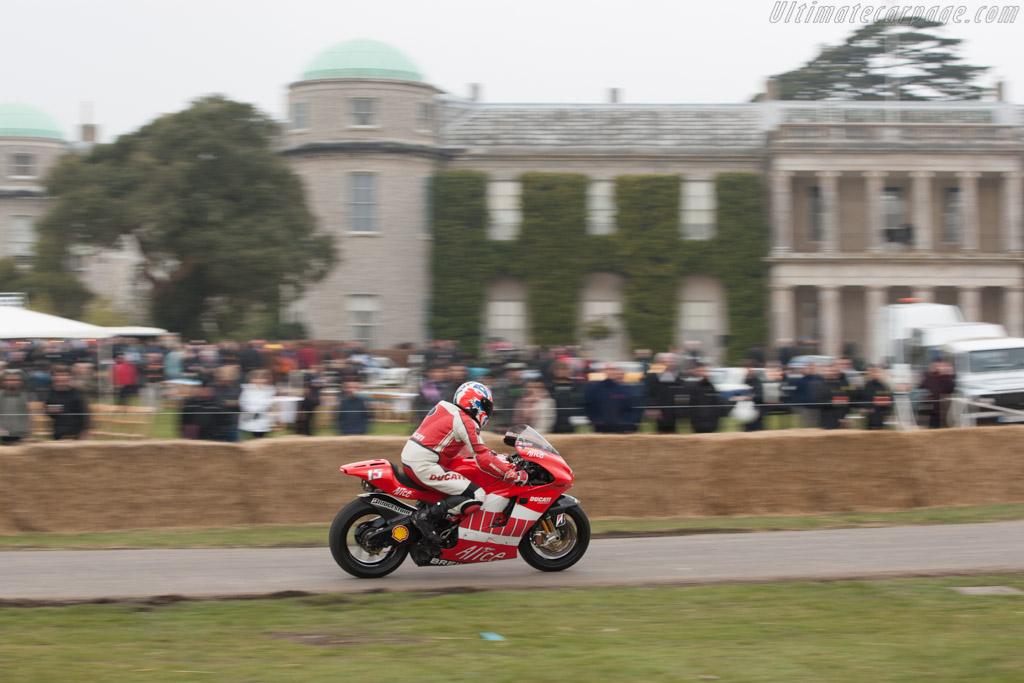 Ducati GP6    - 2013 Goodwood Preview