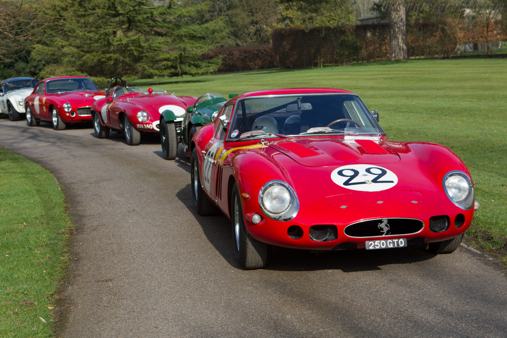 Ferrari 250 GTO - Chassis: 3757GT   - 2013 Goodwood Preview