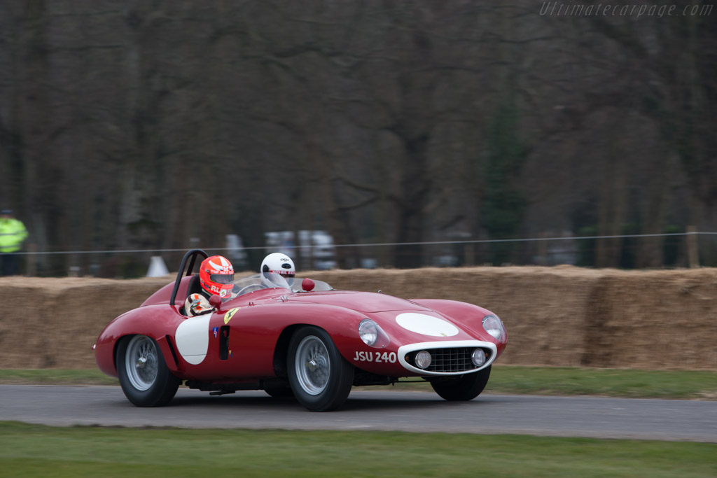 Ferrari 750 Monza - Chassis: 0504M   - 2013 Goodwood Preview
