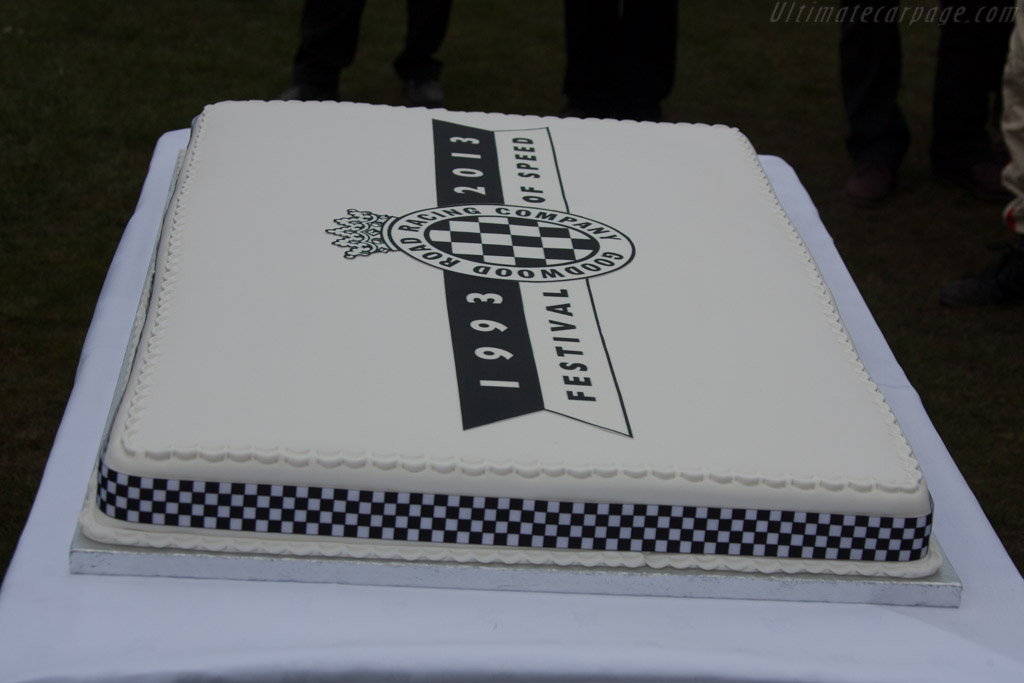 Festival of Speed 20th anniversary    - 2013 Goodwood Preview