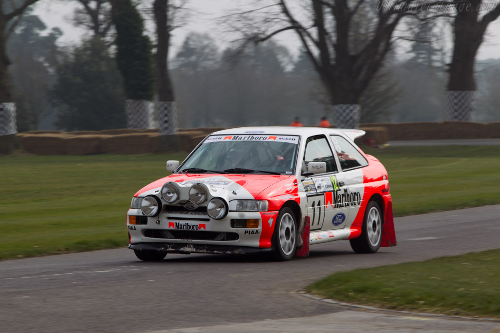 Ford Escort Cosworth    - 2013 Goodwood Preview