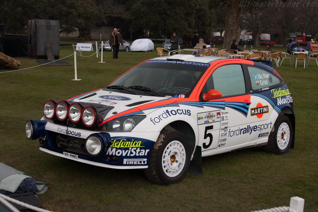 Ford Focus WRC    - 2013 Goodwood Preview