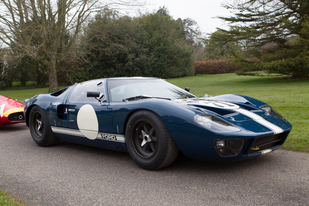 Ford GT40 - Chassis: GT40P/1055   - 2013 Goodwood Preview
