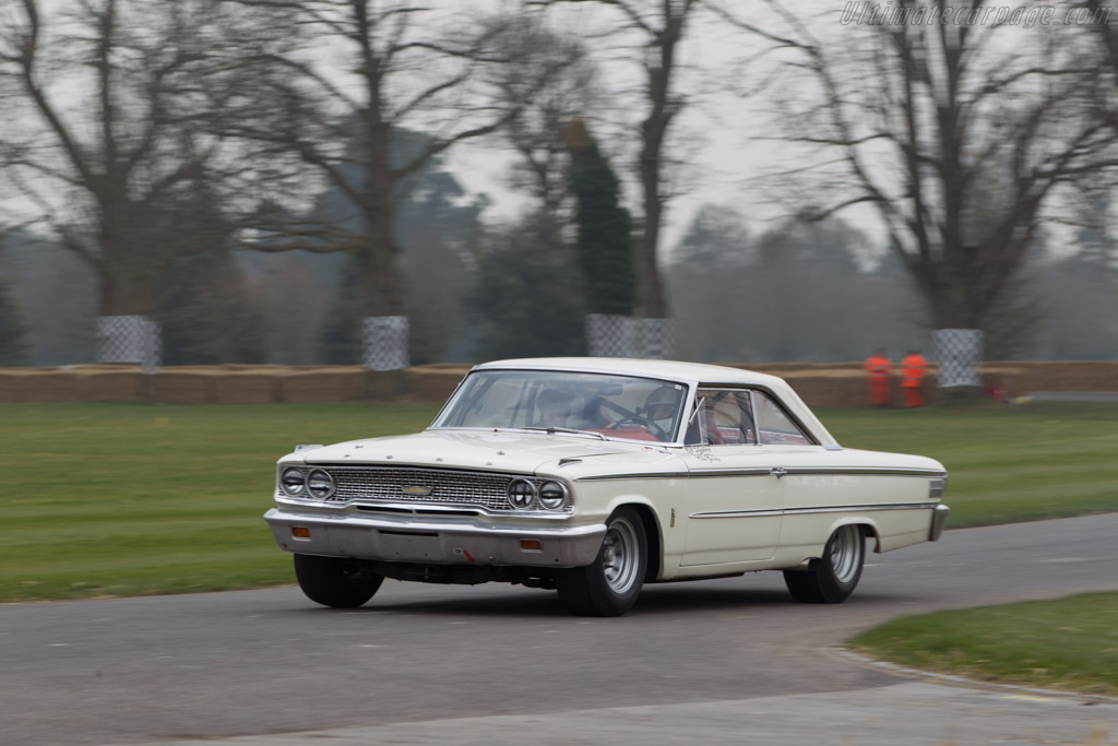 Ford Galaxy 500    - 2013 Goodwood Preview