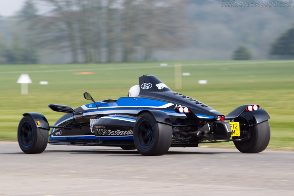 Formula Ford    - 2013 Goodwood Preview
