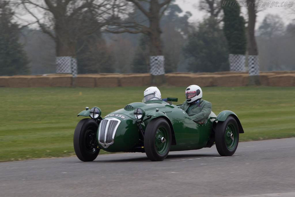 Frazer Nash Le Mans Replica - Chassis: 421/200/181   - 2013 Goodwood Preview